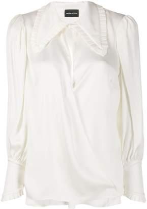 Magda Butrym long sleeve blouse