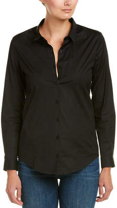 The Kooples Button-Down Blouse
