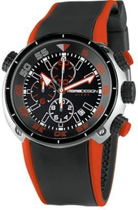 MOMO Design Diver Pro Crono Men's watches MD2005SB-21