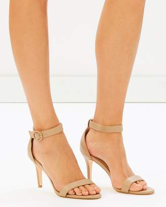 Atmos & Here ICONIC EXCLUSIVE - Bailey Leather Heels