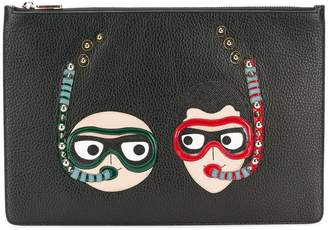 Dolce & Gabbana Family clutch bag