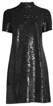 MICHAEL Michael Kors Sequin Shift Dress