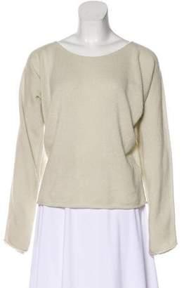 Chloé Cashmere Scoop Neck Sweater