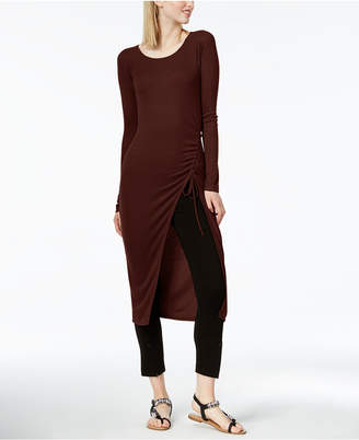 Bar III Ruched Tunic