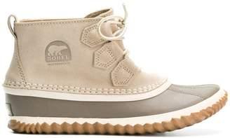 Sorel waterproof ankle boots
