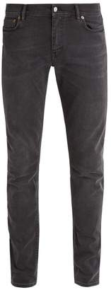 Acne Studios - Blå Konst North Slim Leg Jeans - Mens - Black