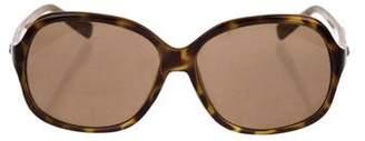 MICHAEL Michael Kors Tinted Tortoiseshell Sunglasses