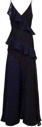 Keepsake The Label See You Now Polka Dot Gown