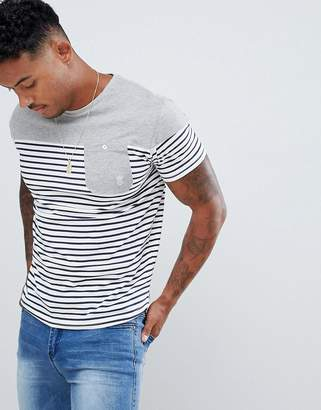 Soul Star Stripe Pocket T-Shirt