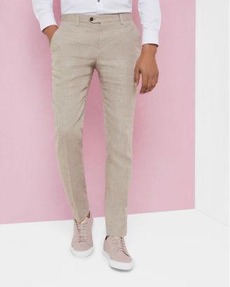 Debonair linen pants $245 thestylecure.com