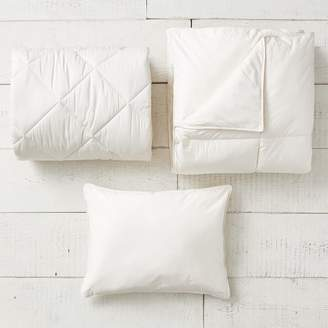Pottery Barn Teen Organic Bundle, Twin w/ Mattress Pad