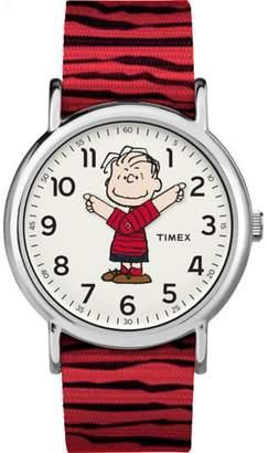 Timex Peanuts Weekender 38mm
