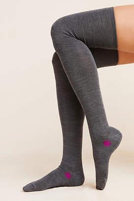 Hansel from Basel Dot Thigh-High Socks