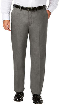 Haggar JM Classic Fit Flat Front Dress Pant-Big and Tall