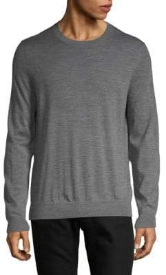 Vince Crew Wool & Cashmere Sweater
