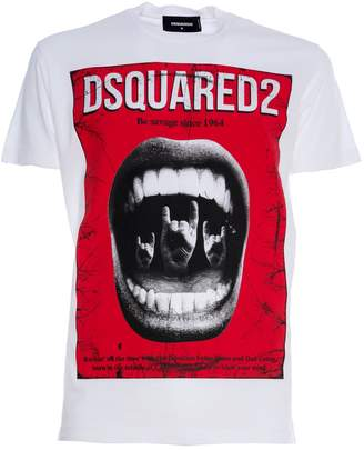 DSQUARED2 Be Savage T-shirt