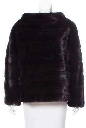 J. Mendel Mink Fur Sweater