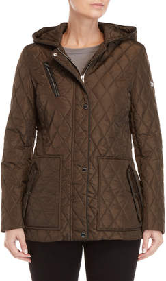 DKNY Quilted Lightweight Jacket
