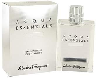Salvatore Ferragamo Acqua Essenziale Colonia Cologne By FOR MEN 3.4 oz Eau De Toilette Spray