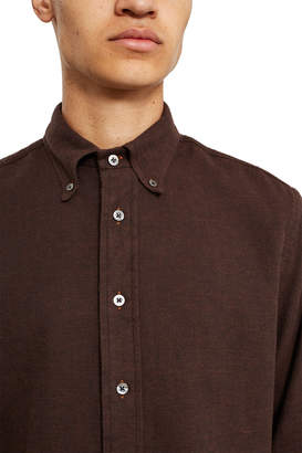 Opening Ceremony Gitman Brothers For Brown Thermal Shirt