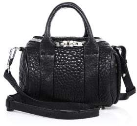 Alexander Wang Mini Rockie Pebbled Leather Bag
