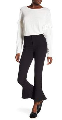 Rebecca Minkoff Cicely Cropped Woven Pants