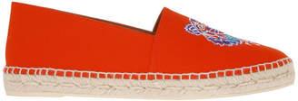 Kenzo Classic Espadrille Tiger Medium Red