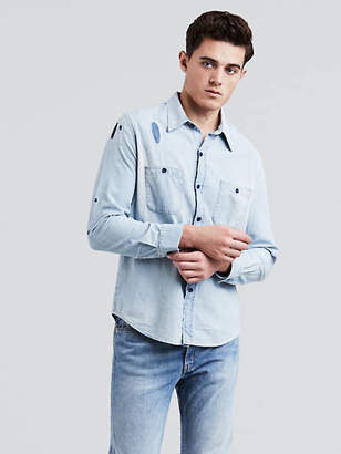 Levi's 1960's Chambray Worker Shirt