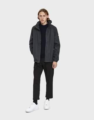 The North Face Black Box Mountain Q Jacket in Asphalt Grey