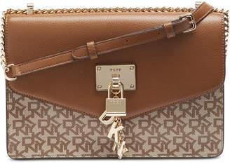 DKNY Elissa Signature Shoulder Bag