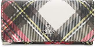 Vivienne Westwood DERBY COATED CANVAS CLASSIC CARD HOLDER