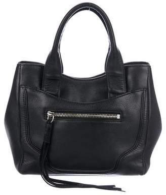 Elizabeth and James Leather Handle Bag
