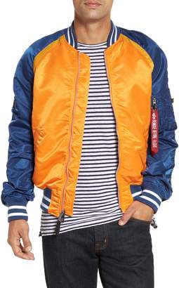 Alpha Industries L-2B Reversible Water Resistant Flight Jacket
