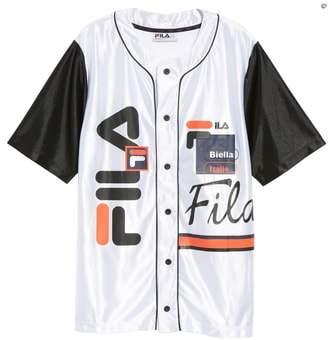 Fila Brantley Baseball Shirt
