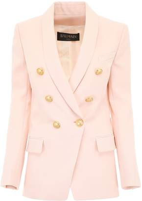 Balmain Virgin Wool Blazer