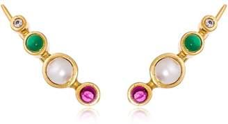 Elizabeth and James Zoe Ear Pin Earrings