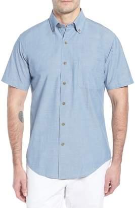 Peter Millar Heritage Chambray Sport Shirt