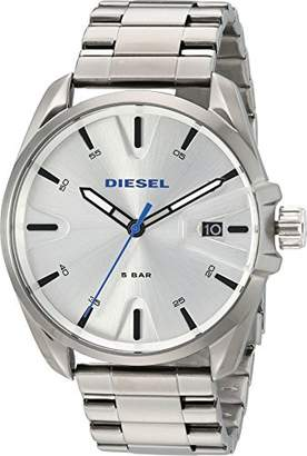 Diesel Men's 'MS9' Quartz Stainless Steel Casual Watch