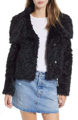 LIRA Carter Faux Fur Jacket