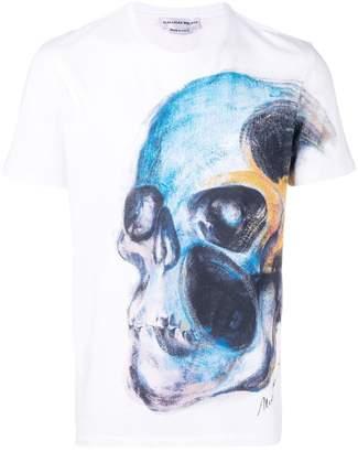 Alexander McQueen skull short-sleeve T-shirt