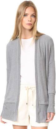 Three Dots Brushed Cardigan $128 thestylecure.com