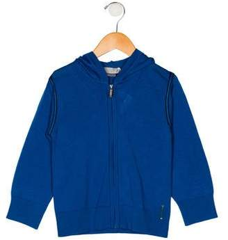 Christian Dior Boys' Knit Hooded Jacket w/ Tags