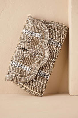 Anthropologie Anvi Clutch