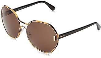 Prada Unisex-Adult's Voice PR22QS Sunglasses