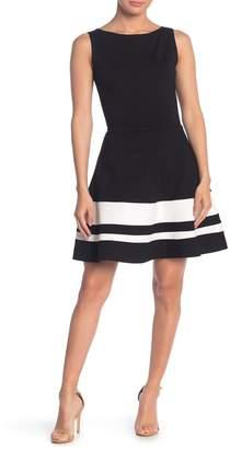 Love...Ady Sleeveless Fit & Flare Dress