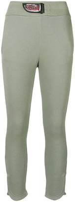 Mr & Mrs Italy slim cropped leggings