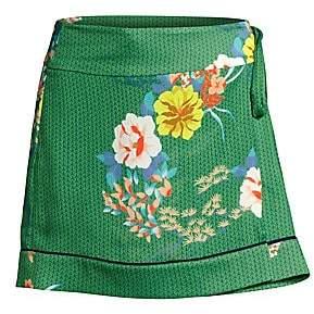 Alexis Women's Lucia Print Wrap Skirt