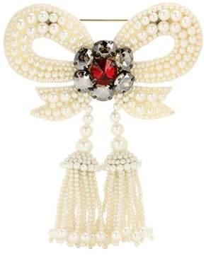 Gucci Embellished brooch