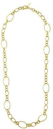 Faraone Mennella 18K Stella Chain Necklace
