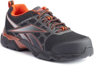 Reebok Work Beamer Men's Composite-Toe Athletic Shoes